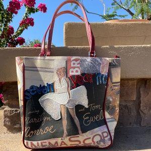 Isabella Fiore Marilyn Monroe Shoulder Bag